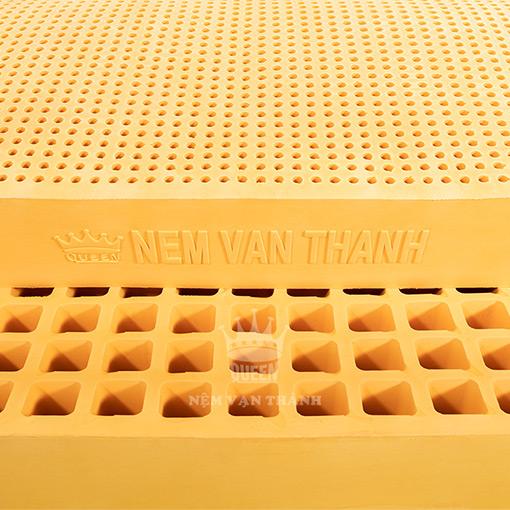 Nệm cao su thiên nhiên (CSTN) Standard Vạn Thành nem cao su standard 2 1
