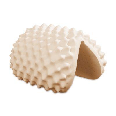 Gối cao su massage Convoluted Peanut - Liên Á g i cao su 1