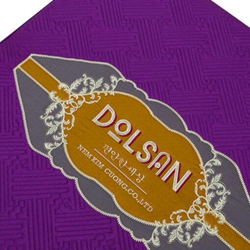 Nệm gấp bông Dolsan - Kim Cương Dolsan 4