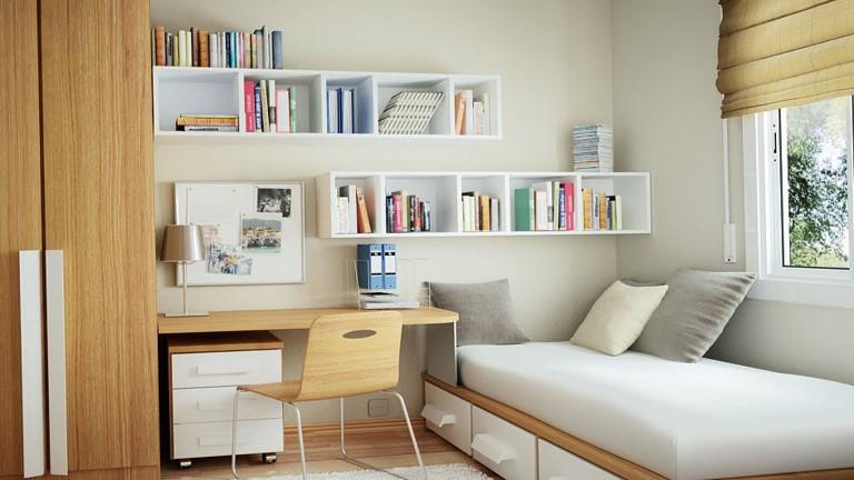 Mở rộng đáng kể không gian phòng ngủ bằng 5 mẹo đơn giản Presentation1