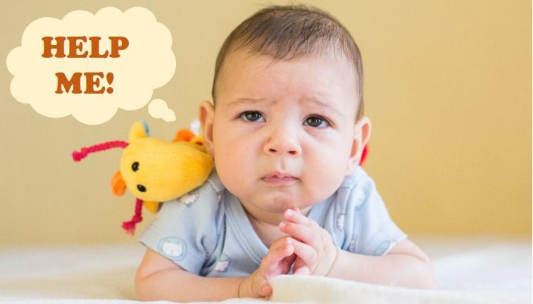 """""""Xử lý"""" mùi nước tiểu em bé trên nệm đơn giản tại nhà khu mui nuoc tieu 1"""