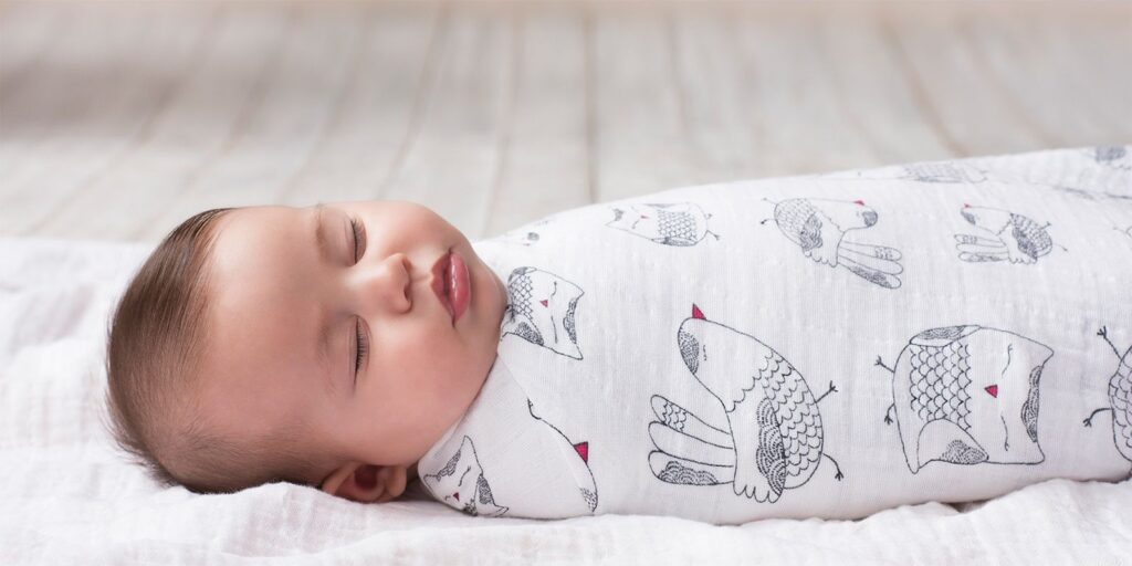 Vì sao trẻ sơ sinh thường quấy khóc vào ban đêm? feba6283908b99fc507bea8bec141001