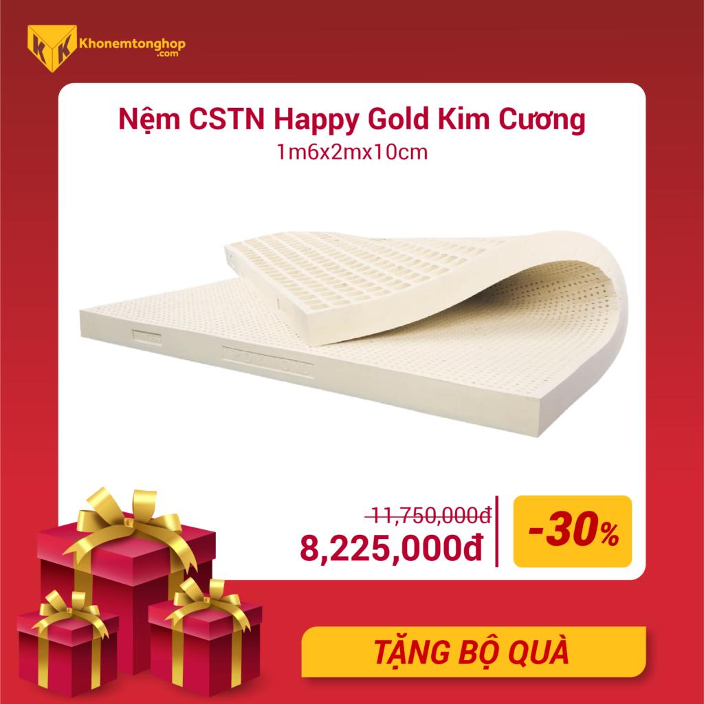 KHAI TRƯƠNG RỘN RÀNG - ƯU ĐÃI NGẬP TRÀN Happy gold