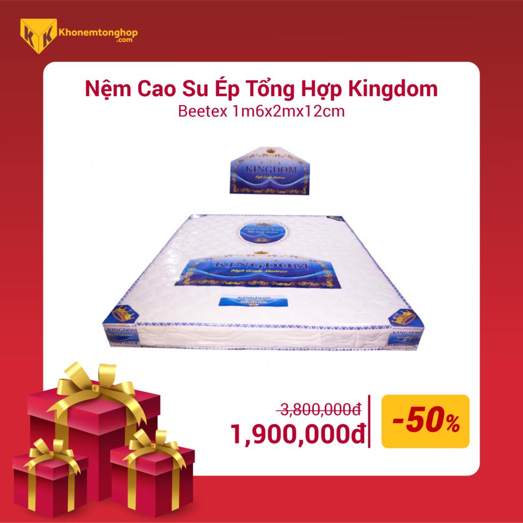 KHAI TRƯƠNG RỘN RÀNG - ƯU ĐÃI NGẬP TRÀN Kingdom