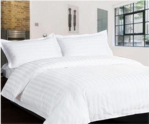 Bộ drap mền cotton trắng ANITA bo drap men cotton trang 510x425 1