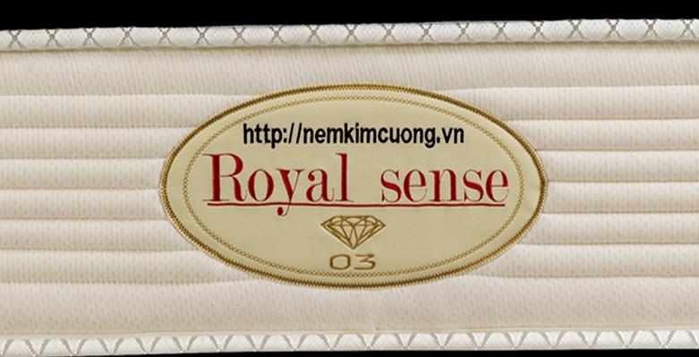 Nệm lò xo ROYAL SENSE 03 royal sense3 2