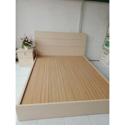 Giường gỗ MDF Slide1 1