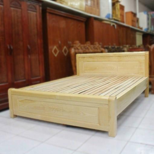 Giường gỗ sồi Slide1