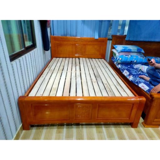 Giường gỗ sồi Slide2