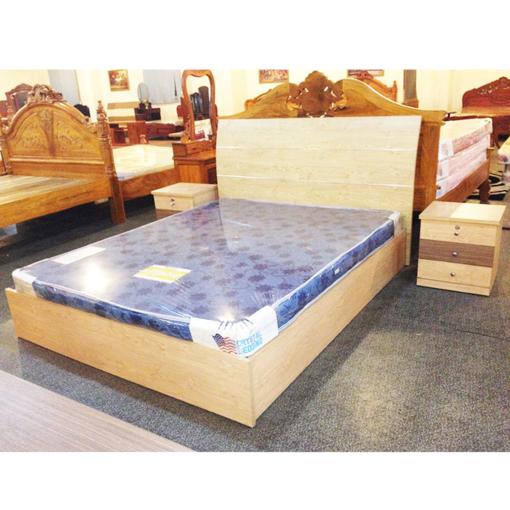 Giường gỗ MDF Slide3 1