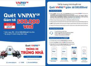 Giảm THÊM đến 500.000đ khi thanh toán bằng VNPay tại khonemtonghop df870da94774b52aec65