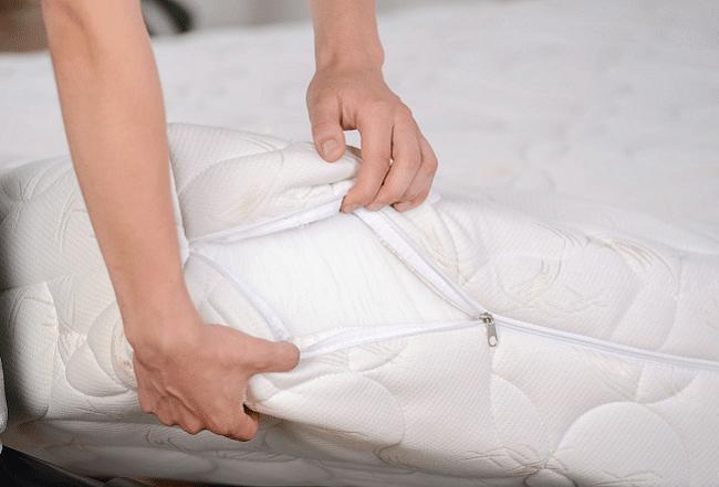 Tác hại của việc nằm nệm bẩn - Cách vệ sinh nệm đơn giản tại nhà thao bo ga nem