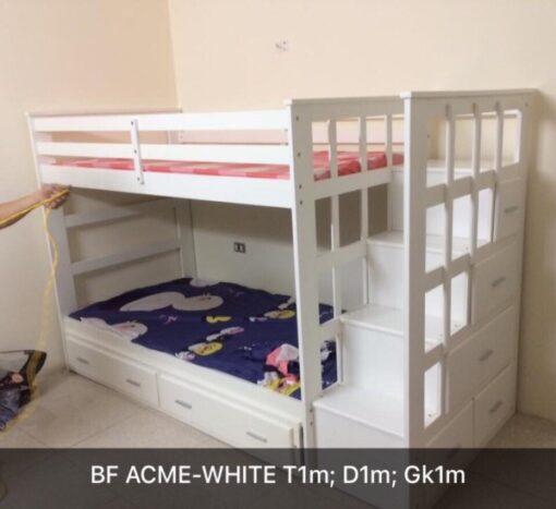 [Khách sạn] Giường tầng BF ACME WHITE 2