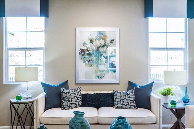 Những Màu Sắc Thư Giãn Nhất Thế Giới Cho Căn Phòng Của Bạn mau xanh duong